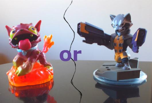 Skylanders vs. Disney Infinity | Which is the best game for your family?