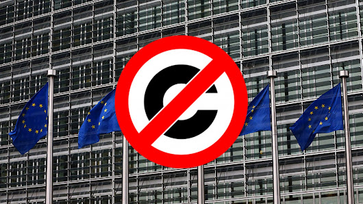 The Founding Fathers of the Internet Plead With EU to Squash Its Bad Copyright Bill
