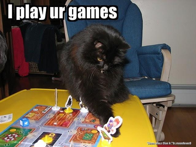 I play ur games