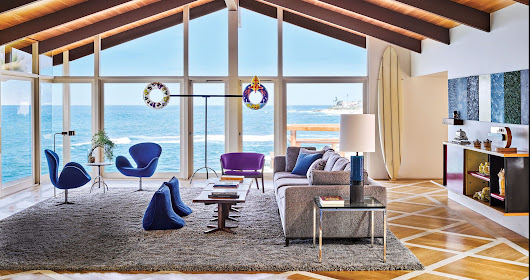 Artworks from the Sonnabend Collection Find a Home in a La Jolla Bungalow - Galerie