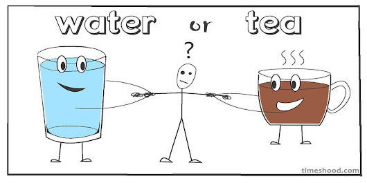 5 Reason why you should drink water before coffee/tea