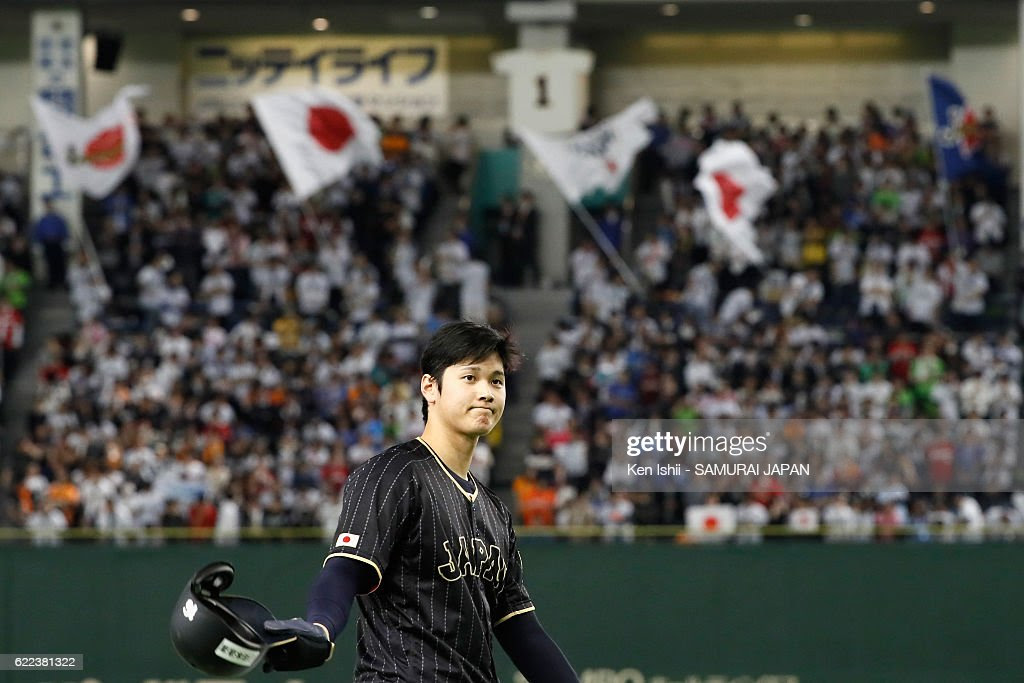 Image result for Shohei Ohtani.