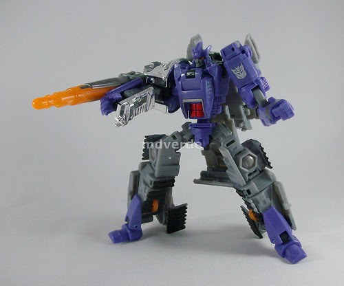 Transformers Galvatron Classic Henkei - modo robot (by mdverde)