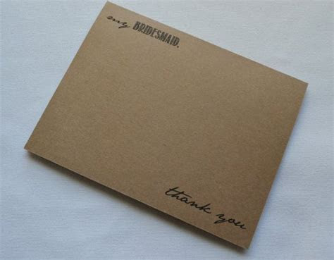 1000  ideas about Bridesmaid Thank You Cards on Pinterest