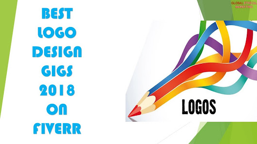 BEST LOGO DESIGN GIGS 2018 ON FIVERR: AMAZING FIVERR GIG IDEAS