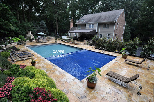 Landscape, pool design & construction Nissequogue NY 11780