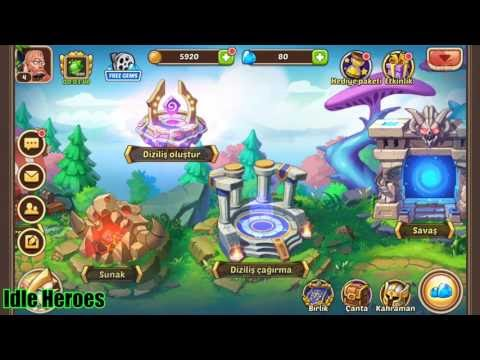 Top 5 Mobil Sıra Tabanlı RPG Oyunları