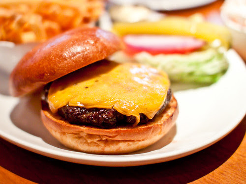 Lure burger