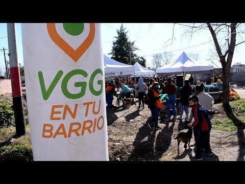 """""""Vgg en Acción"""": El dispositivo municipal estará en Santa Maria de Oro y San Lorenzo este miércoles y jueves"""