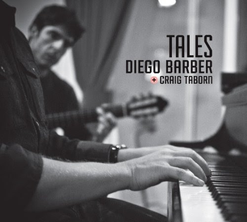 Diego Barber & Craig Taborn Tales cover