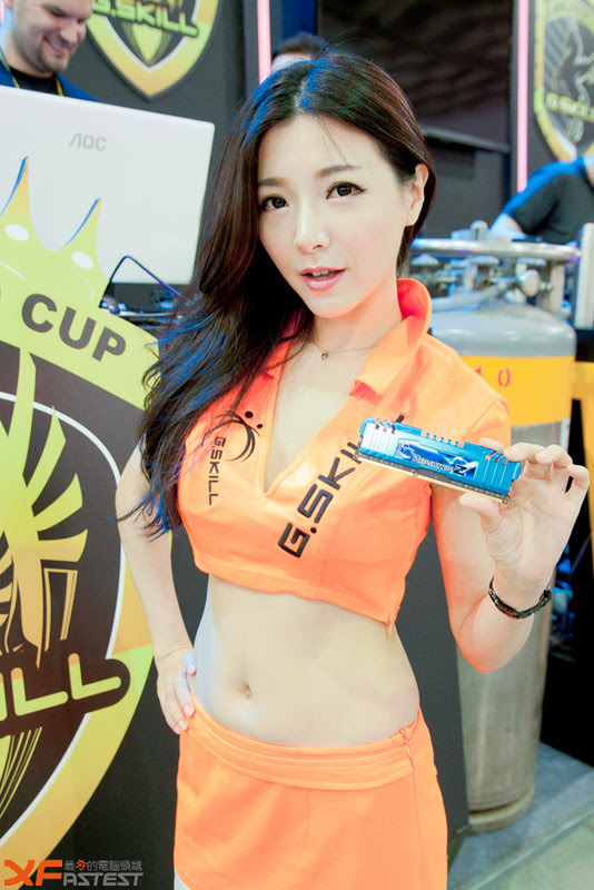 Booth Babes Computex 2014 (48)