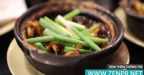 [Zen Food] Review Cháo ếch Singapore - Sentosa Food Quận 10, TPHCM