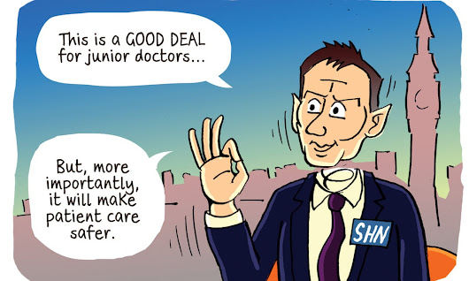 What planet is Jeremy Hunt actually on? – cartoon | Life and style | The Guardian