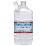 Crystal Geyser Alpine Spring Water - 6 pack, 128 fl oz each