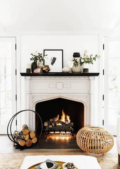 Fall decorating tips for you to create a festive fall home.