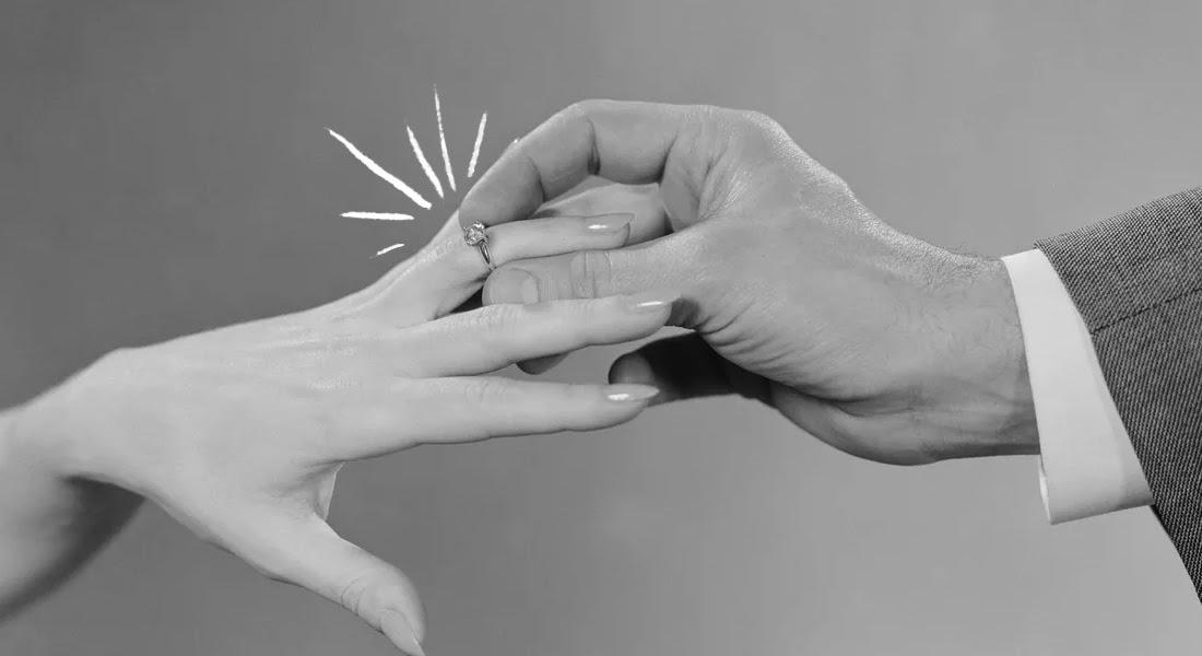 Falando De Namoro A Tradição Da Aliança De Compromisso E Namoro