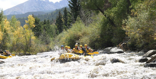 Colorado White Water Rafting with Breckenridge Whitewater Rafting