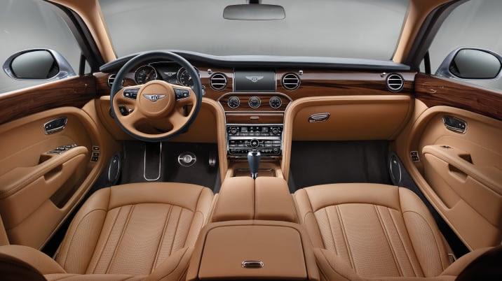 Hasil gambar untuk Bentley Mulsanne 2017