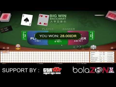 Game Bacarat Deposit Via Pulsa Online