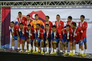 Selección de Fútbol Unificado. Foto futbolunificado.com