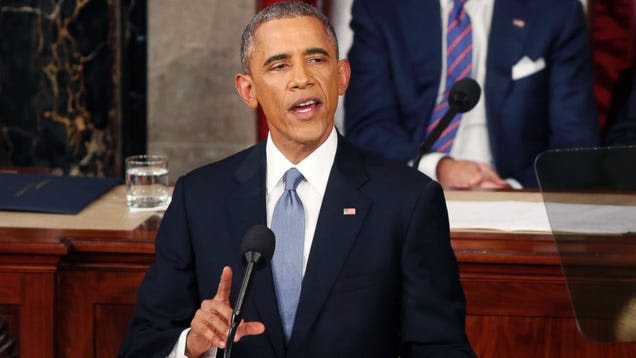 Obama's 2015 State Of The Union Address Peaked At A Grade 10 Level