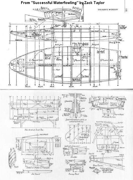 Info Sneakbox duck boat plans ~ Jamson