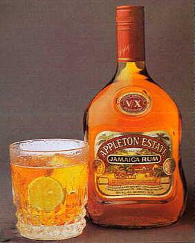 Appleton Rum Bottle