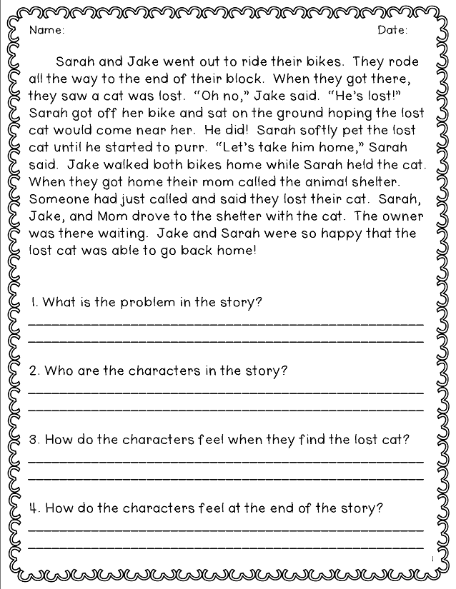 18 Best Of Reading Informational Text Worksheets