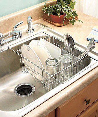 Wash all the dishes in your sink.