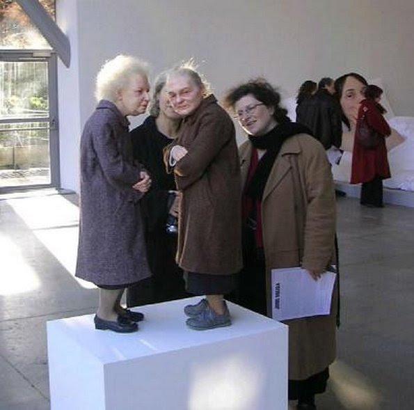 Ron Muech fine art sculptor