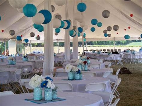 TENT LIGHTING AND DECORATING PACKAGES