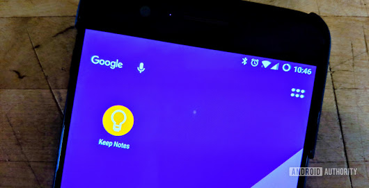 Google Keep is now Google Keep Notes, because Google