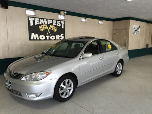 Used 2006 Toyota Camry for Sale in Akron  OH 44301 Tempest Motors