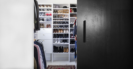 His & Her Closets, After the I Do