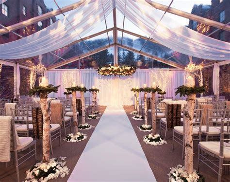 St. Regis Aspen Winter Wonderland Wedding   St. Regis
