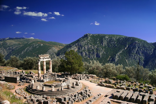 Delphi, Ancient Greek Site and Archaeological Museum