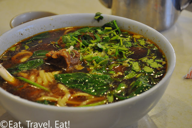 Beef Stewed Noodle Soup