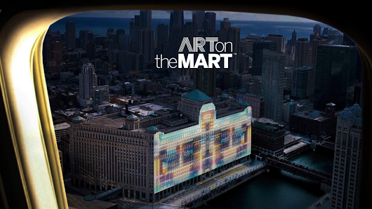Art on theMART | Public Art | Chicago