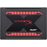 "HyperX 960 GB Internal SSD - 2.5"" - FURY RGB - SATA 6Gb/s"
