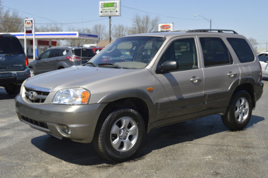 Used 2001 Mazda Tribute LX 4WD for Sale in Muncie IN 47302 Ron Greenwell Auto Sales