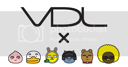 VDL x Kakao Friends Collection