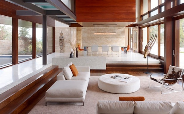 The Sunken Living Room Aka The Conversation Pit