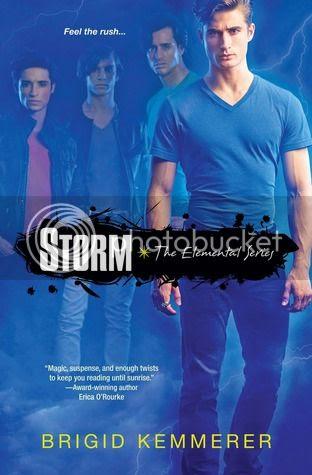 Storm (Elemental Book 1)