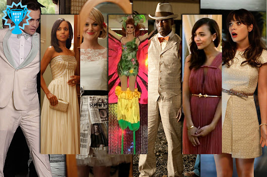 The 10 Best Outfits We Spotted on TV This Season