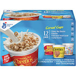 General Mills Cereal Cups Variety Pack