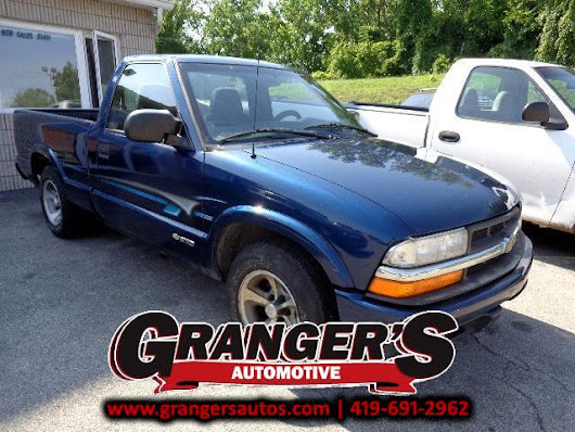 Used 2000 Chevrolet S10 Pickup for Sale in Toledo OH 43605 Granger's Automotive