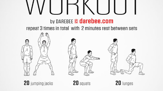 A 15-Minute Bodyweight Workout You Can Do Anywhere