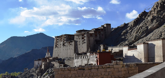 Dussera and the Leh Palace