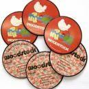 Custom Record Label Coasters