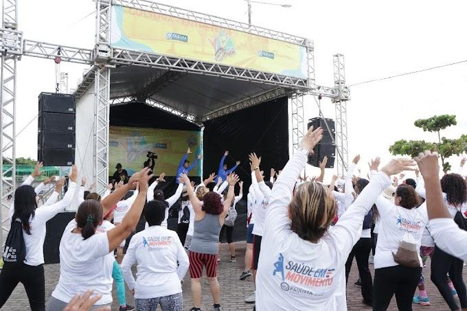 Público pode aproveitar atividades gratuitas de saúde, cidadania e lazer através do Viva Orla neste final de semana